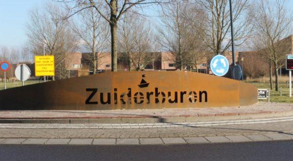 Entree Zuiderburen