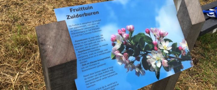 Nieuws uit de fruittuin