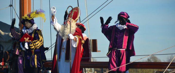 Intocht Sinterklaas Zuiderburen, zondag 17 november 2019