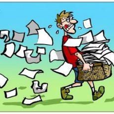 Wijkvereniging dringend op zoek naar vrijwilligers voor het ophalen van oud papier