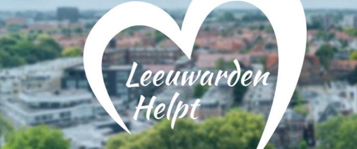 Leeuwarden helpt