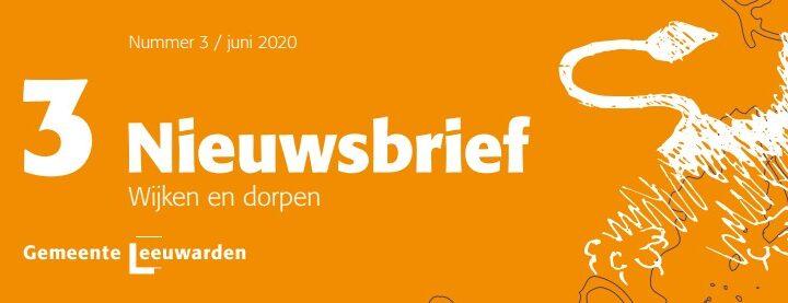 Nieuwsbrief wijken en dorpen juni 2020