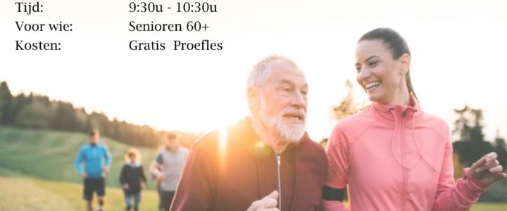 Ouderen vitaal en fit